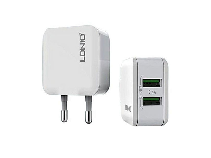 LDNIO Dual USB 2.4A Fast Charger