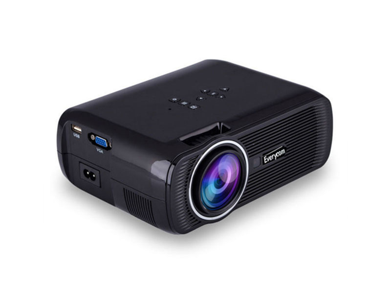 X7 Full Multimedia LED TV Projector