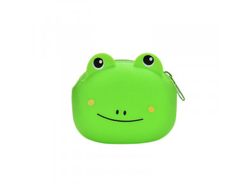 Earphone Pouch Frog
