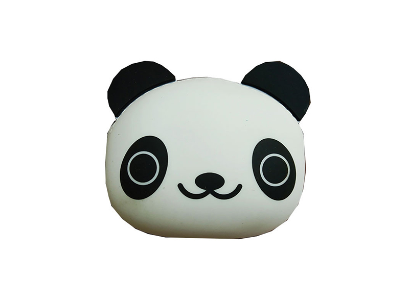 Earphone Pouch Panda