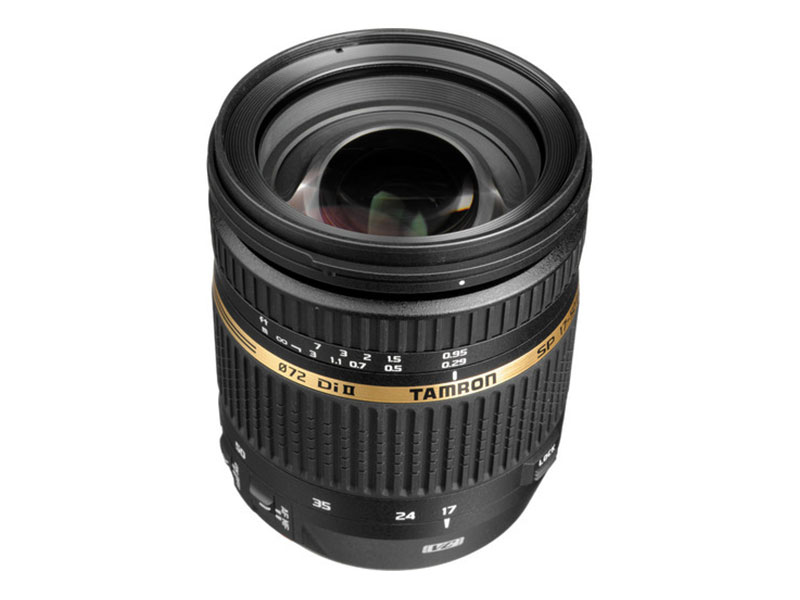 Tamron 17-55mm f/2.8 VC for Canon