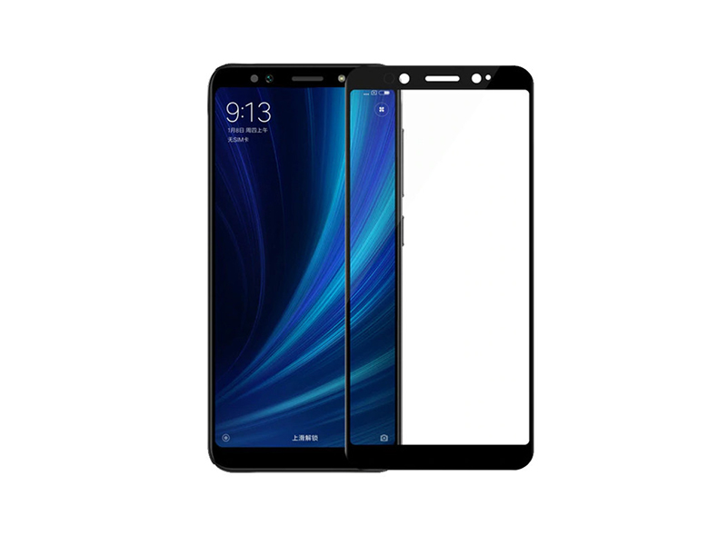 Xioami Mi 6X/A2 Full Glued Tempered Glass Screen Protector