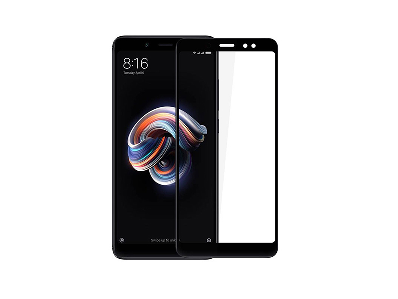 Xiaomi Redmi Note 5 Pro/ Note 5 AI Full Glued Tempered Glass Screen Protector