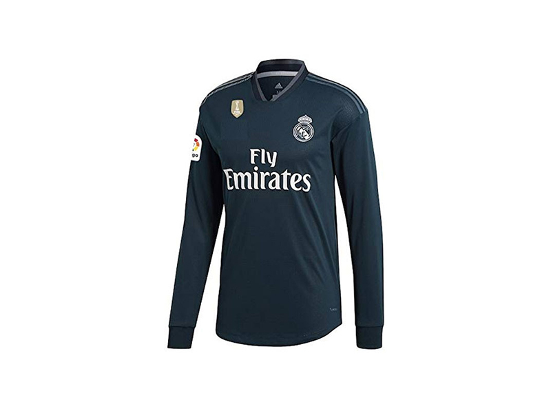 Real Madrid Away Kit Full Sleeve Jersey