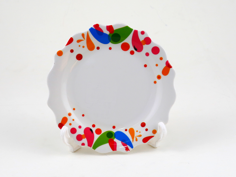 Bengal Design Meat Plate