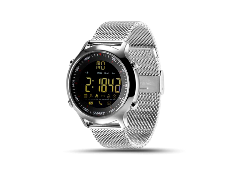 EX18 Smart Bluetooth Watch Water-Proof Chain