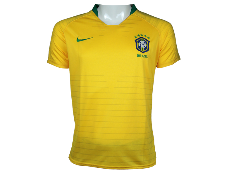 World Cup 2018 Jersey Brazil (Home)