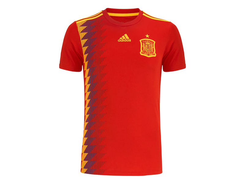 World Cup 2018 Jersey Spain (Home)
