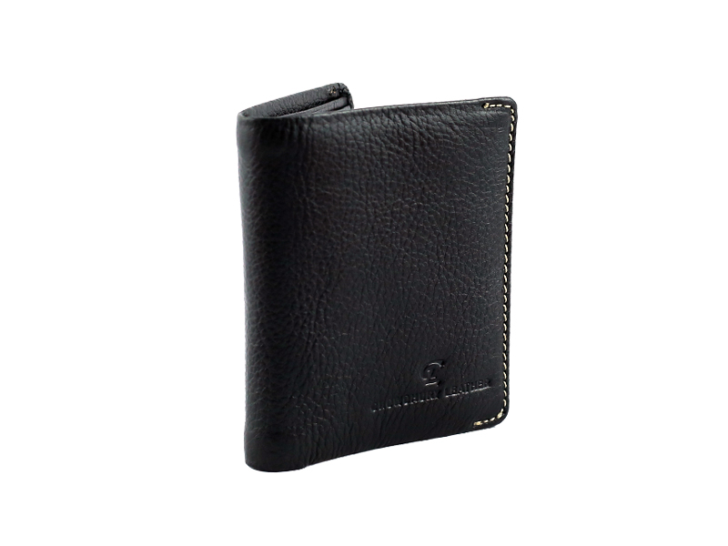 CL Fashionable Soft Leather Wallet