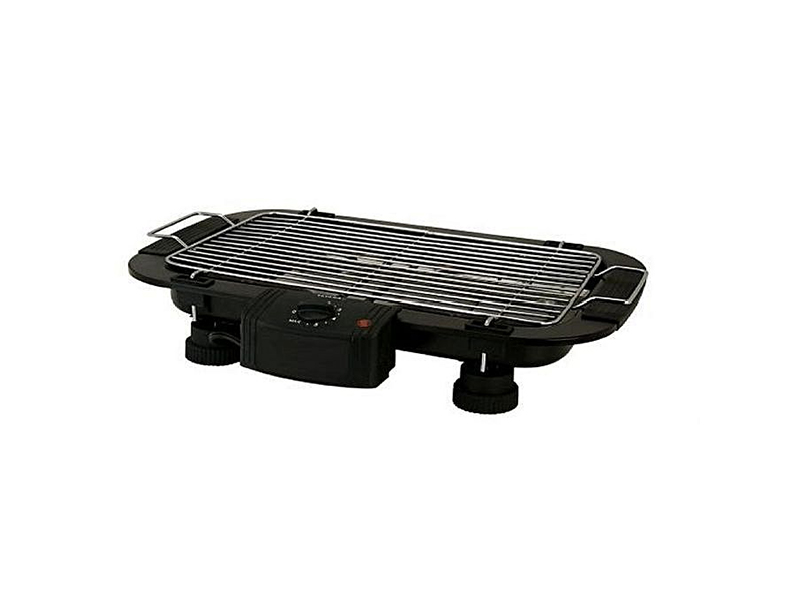 Master Kitchen Electric Barbecue Grill Machine Fast Heater In Low Power