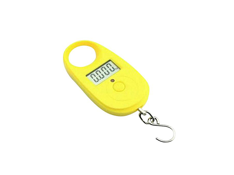Master Kitchen Electric Portable Scale - Yellow