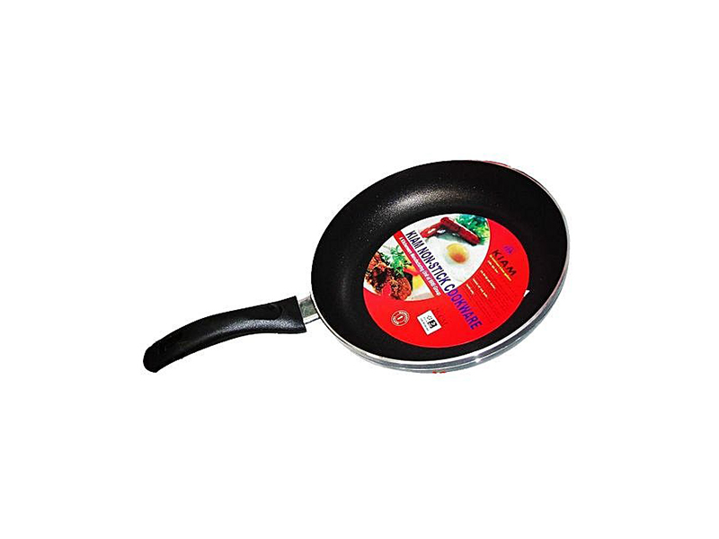 Master Kitchen Kiam Non Stick Fry Pan 22 CM with Glass Lid
