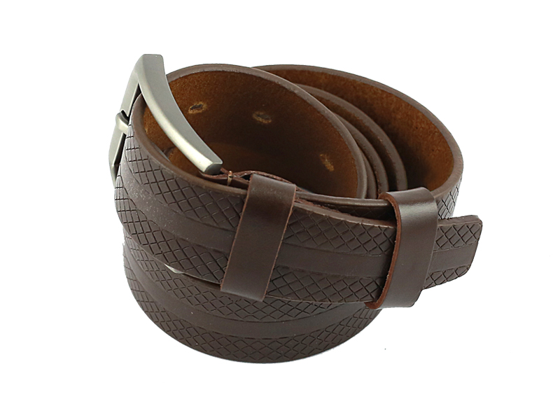 CL Brown Stylish Leather Belt for Men DG003AA