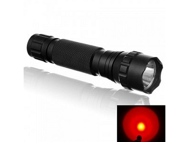 SM-859 LED  TorchLight With Charger