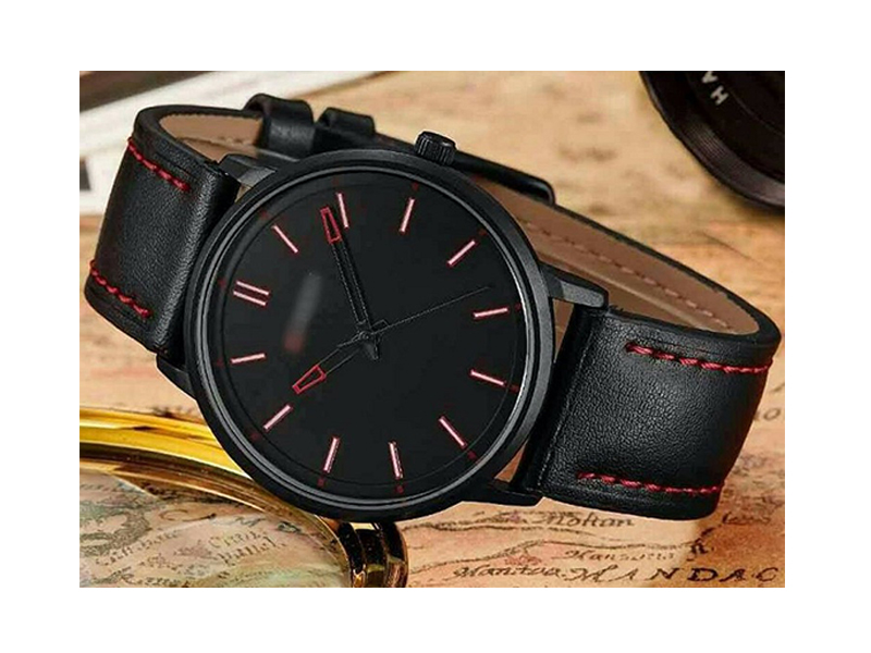 Curren Fashionable Black Watch