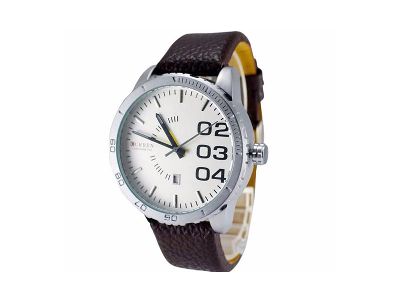 Curren Essential Leather Watch