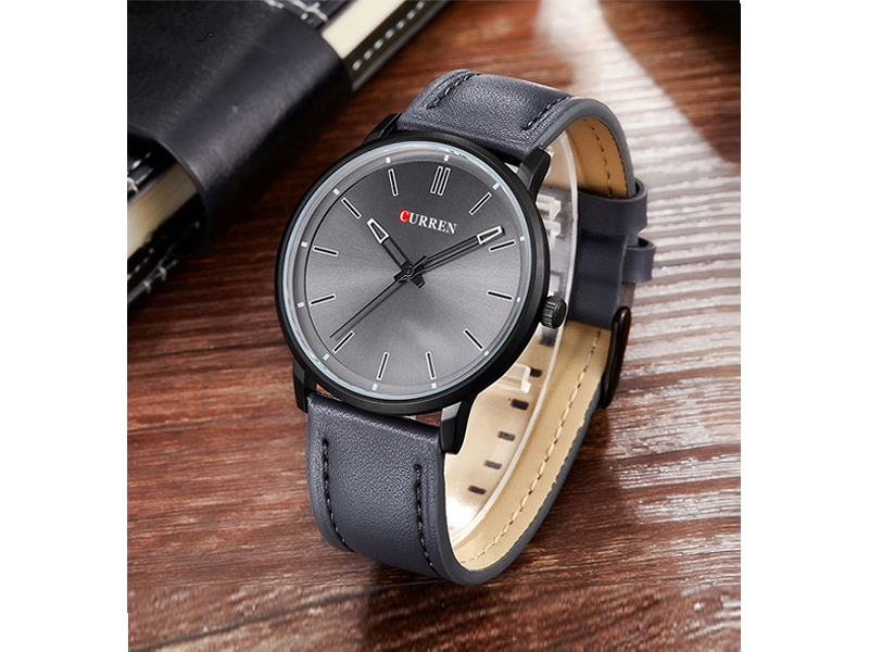 Curren Grey Men's Watch