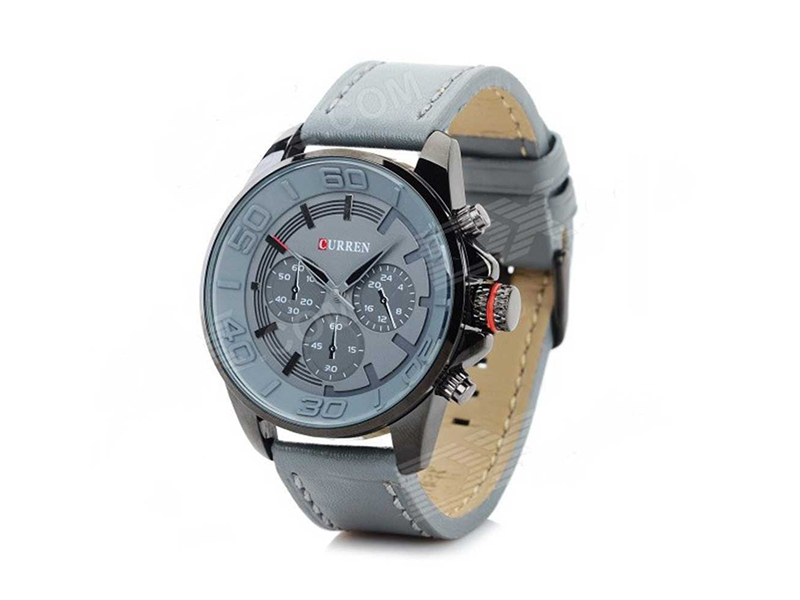 Curren Exclusive Sport Watch Grey
