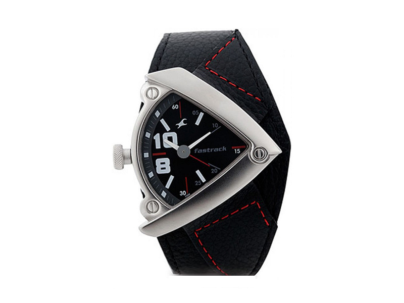 Fastrack Exclusive Black Watch