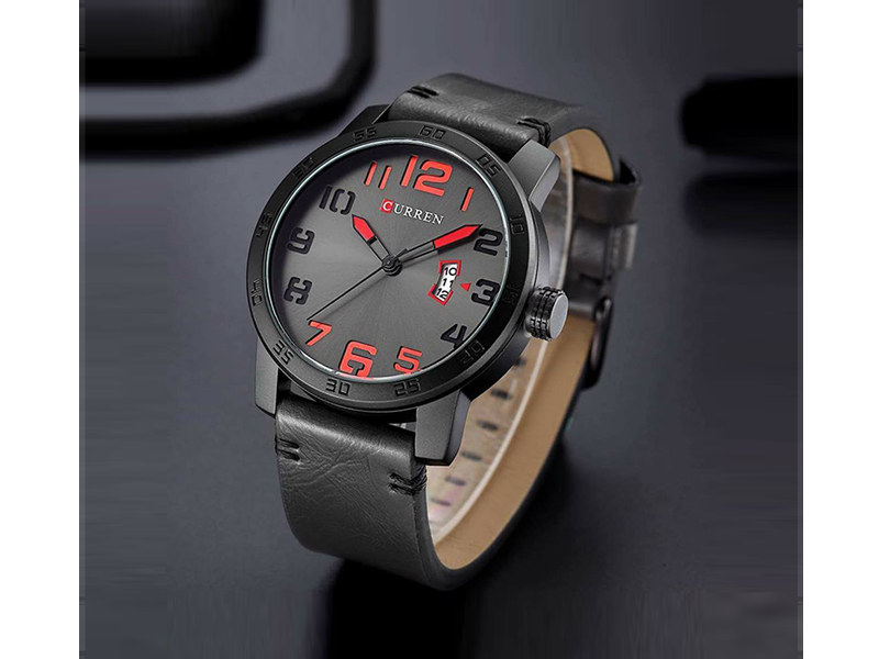 Curren Wrist Watch Black