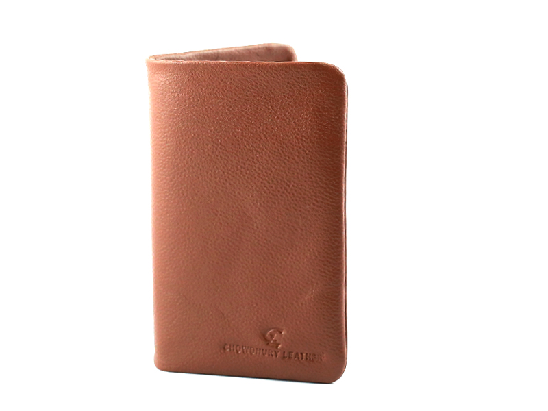 CL Fashionable Brown Leather Wallet for Men
