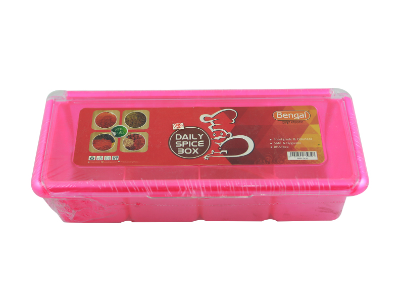 Daily Spice Box-Pink