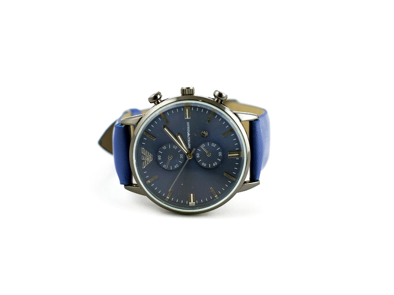 Intense Blue Watch for Men