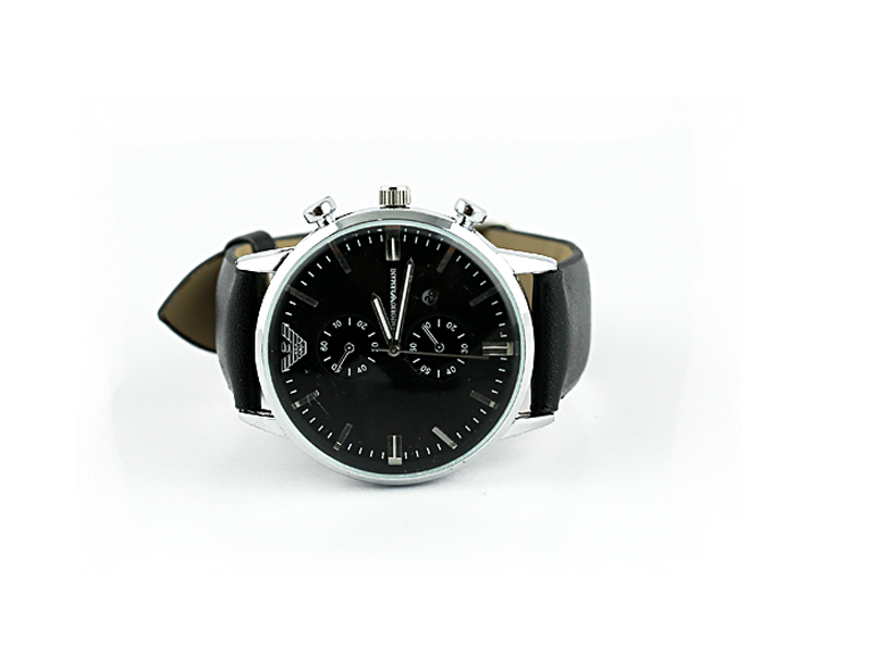 Stylish Black Watch for Men