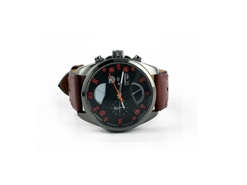 Carrera Sport Watch Maroon