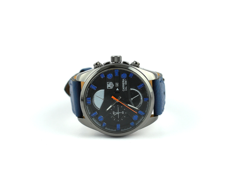 Carrera Sport Watch Deep Sea Blue