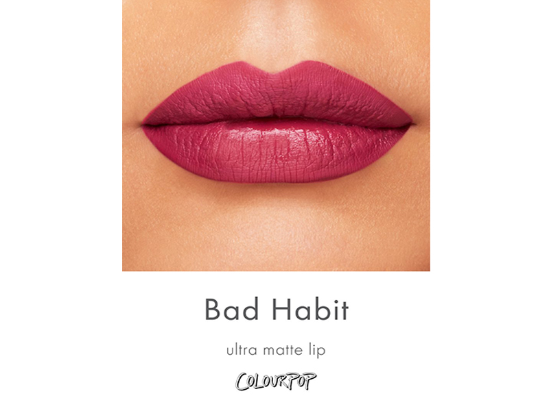 Colourpop Ultra Matte Lip-Bad Habit