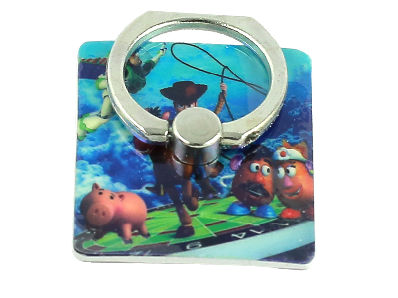 3D Cute Back Ring Holder for Phone and Tablet