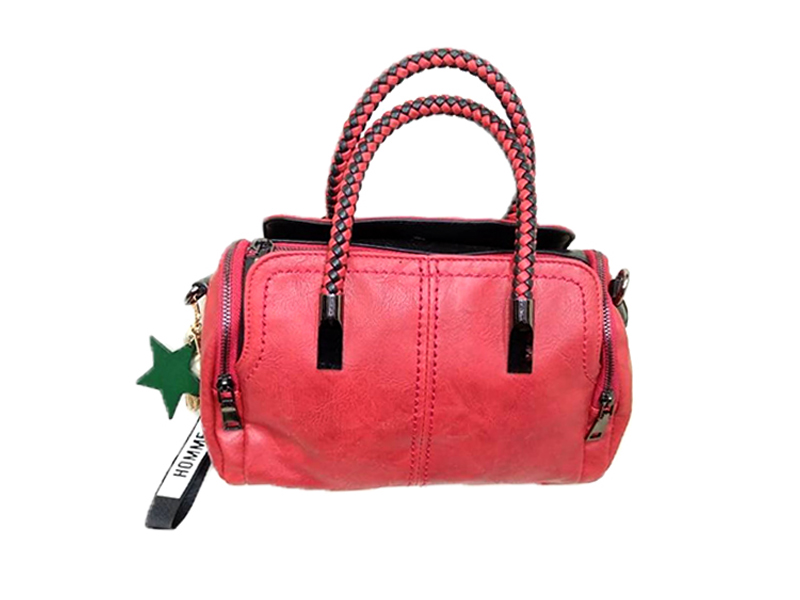 Casual Handbag for Women- Red
