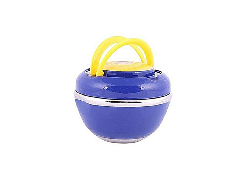 Stainless Steel Lunch Box - Blue