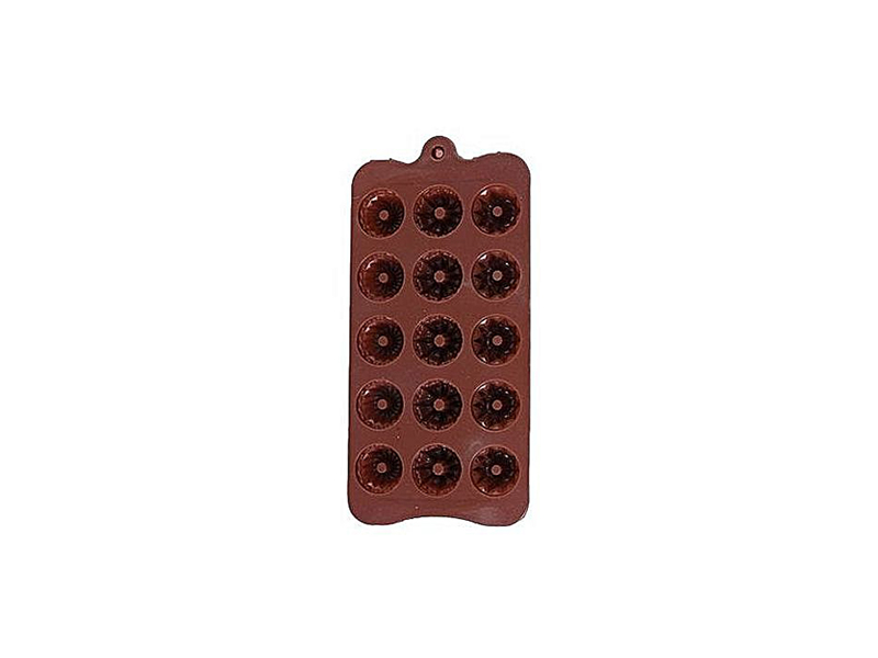 Silicone Chocolate Mould - Chocolate